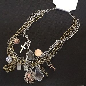 Jewelry - CHARM NECKLACE ⭐️ BUNDLE 3 FOR $18⭐️